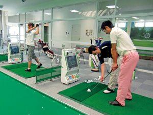 ゴルフセンター