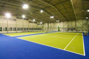 アルファインドアテニススクール
