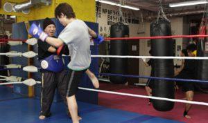 インスパイヤードモーションキックボクシングスタジオ