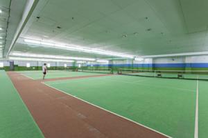 インドアテニススクールスーパーキー