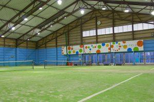 オレンジフィールドインドアテニススクール