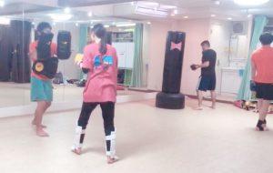 キックボクシングRevive高円寺