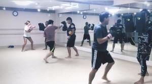 キックボクシングRevive 高円寺