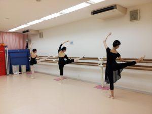 グラスコート・バレエアカデミー 自由が丘スタジオ