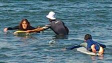 サーフィンスクールオアシス