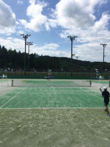 ニューフロンティアテニスクラブ