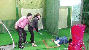 プロとゴルフ