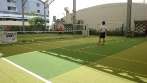 ユニバーサルテニススクール川崎