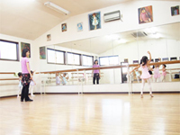 リッツバレエスタジオ