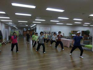 リ・イン中国太極拳クラブ