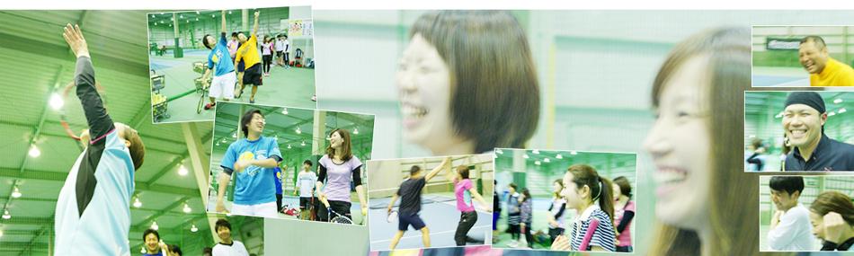 レッツ!インドアテニススクール博多2