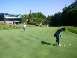住地ゴルフスクール 笹塚校