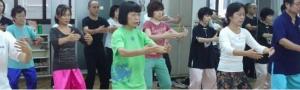 内田愛横浜桜木町太極拳教室