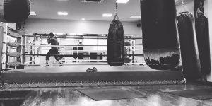奈良ボクシングジム