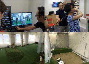 定額制でレッスン受け放題のIGL(インドアゴルフレッスン)スタジオ・渋谷