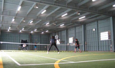川崎インドアテニススクール