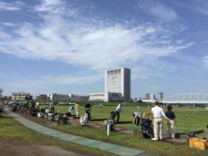 川崎ゴルフ練習場