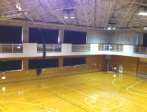常盤平体育館