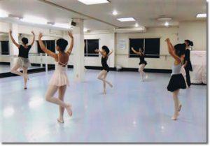 木谷由美バレエスタジオ