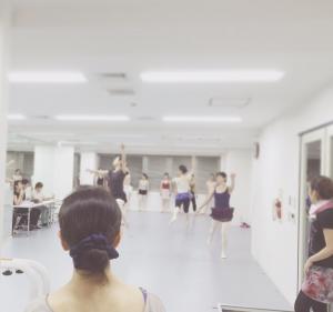 東京バレエスタジオ 幡ヶ谷スタジオ