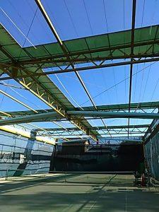 柏の葉インドアテニススクール