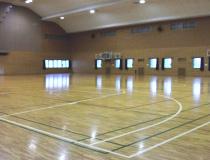 柿ノ木台公園体育館