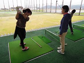 池田麻衣ゴルフスクール