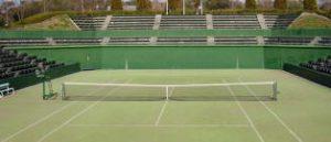 神戸総合運動公園ダンロップテニススクール