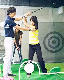 美来インドアゴルフスクール