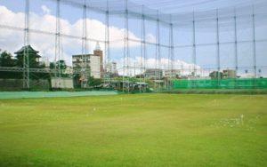 花房ゴルフ練習場