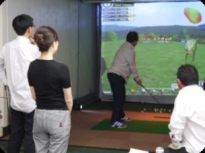 蒲田駅前ゴルフ