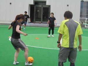 銀座deフットサル 多摩スポーツスタジオ