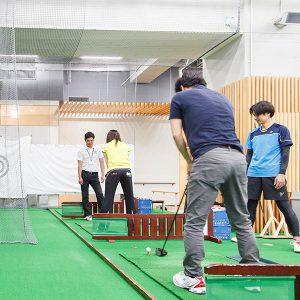 阪急大井ゴルフスクール