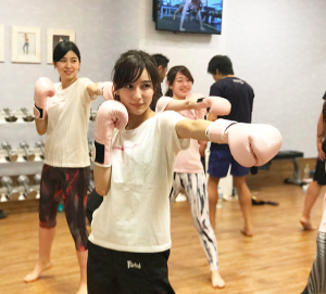 TOKYO GIRLS KICKBOXING CLUB