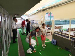 ハルクスポーツ有賀園ゴルフスクール