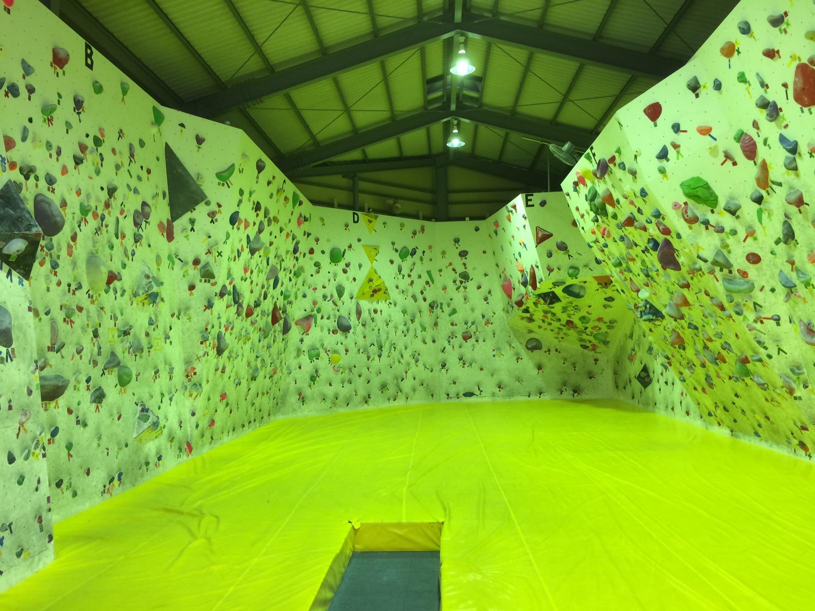 Bon climbing gym