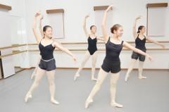 森高子バレエ教室