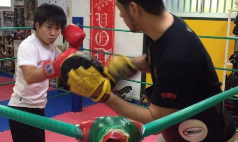 VODキックボクシング青森