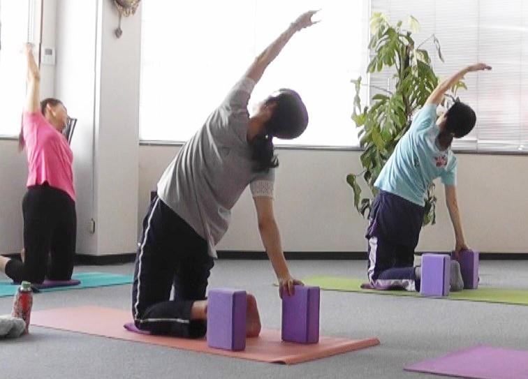 ホリスティックMuna Yoga
