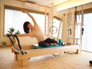 Pilates room pono
