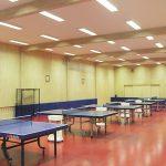 【岡山】卓球場、卓球教室4選