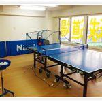 【池袋】卓球場、卓球教室5選