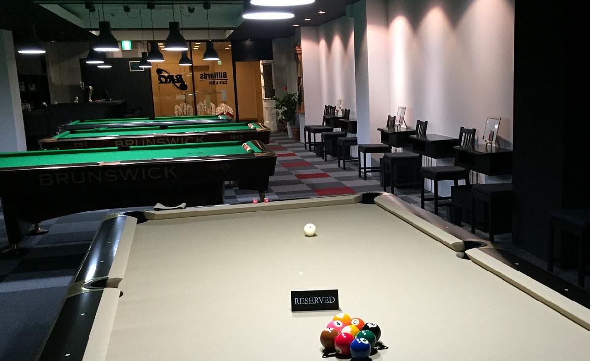 Billiards Cafe&Bar BRO