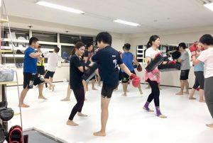 Active-J 三軒茶屋 キックボクササイズ&フィットネス