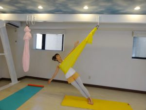 Aerial Yoga Studio MANA