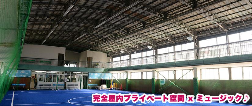 Bonfim Football Park 三鷹平沼園