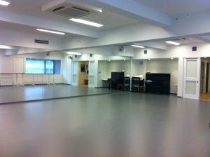 Chacott Culture Studio(宮益坂バレエスタジオ)