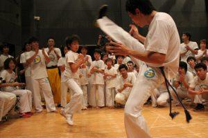 Gueto Capoeira Tokyo