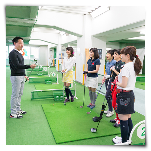 KAWANAMI GOLF SCHOOL