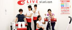Live stationアピタ福井店